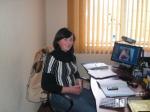 Ecaterina P. lucrează ca ajutor de contabil şi visează să facă studii superioare