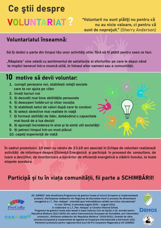 3.Voluntariat